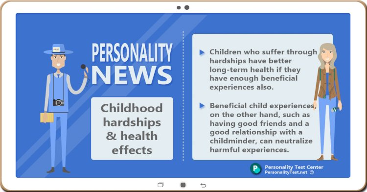 Childhood hardships and health effects